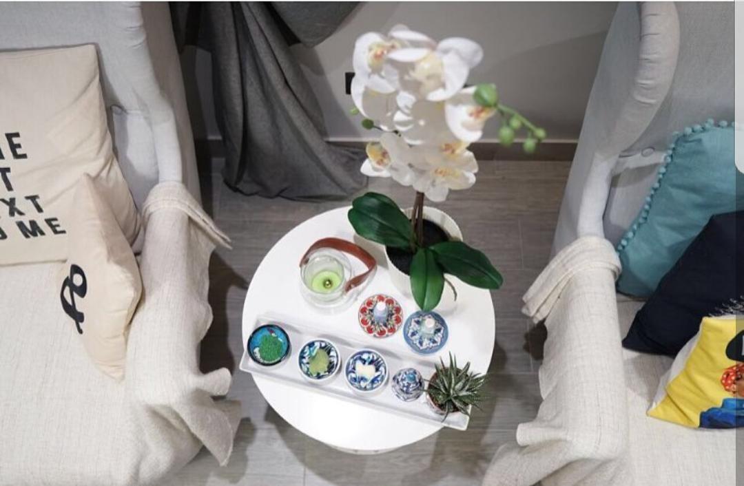 صالون ثهيربي بيوتي لاونج