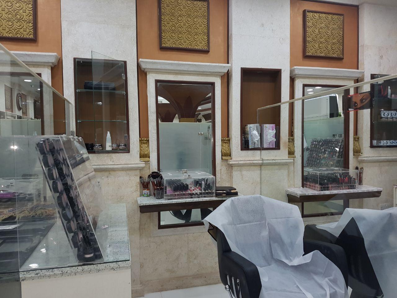 صالون وردة الجابرية بالجمعية